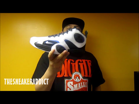 Nike Flight One Penny Hardaway Orlando Magic Sneaker W/ @DjDelz