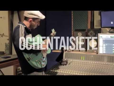 Tras cámaras Ochentaisiete - Cómo se hizo la música original