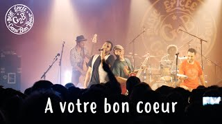A votre bon coeur - Live - Gens Bon Beur