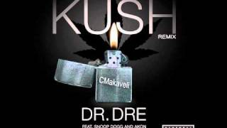 Dr Dre - Kush Remix ft Snoop Dogg, Akon, Game, The Notorious BIG, 2Pac & Rakim - CMakaveli