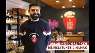 Organik Ürün Alırken Bilinçli Tüketici Olmak