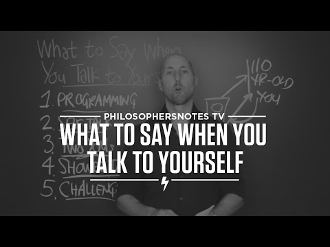 PNTV: What to Say When You Talk to Yourself by Shad Helmstetter, Ph.D.
