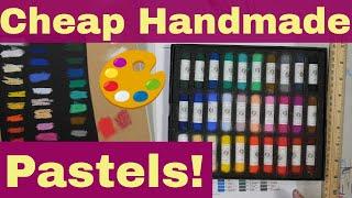 Mungyo Gallery Handmade Soft Pastel Review screenshot 3