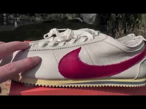 brand new cfb4e ff25c Nike Cortez OG Leather 2012 Vintage Forrest Gump