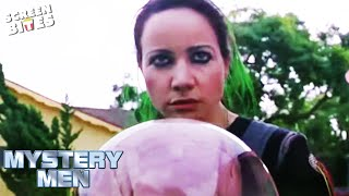 Mystery Men Clip:  The Bowler (Janeane Garofalo) shows the boys how it