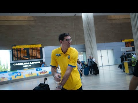 Jake Cohen coming back to Israel