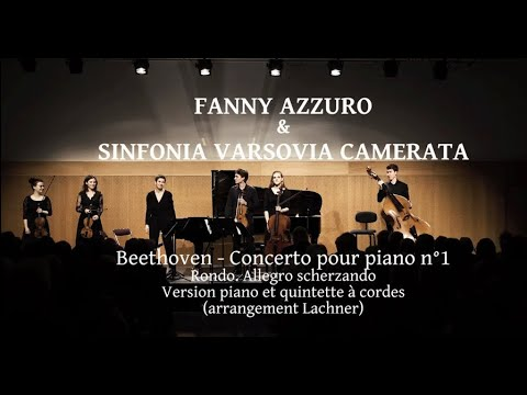 Beethoven Concerto n°1: Rondo