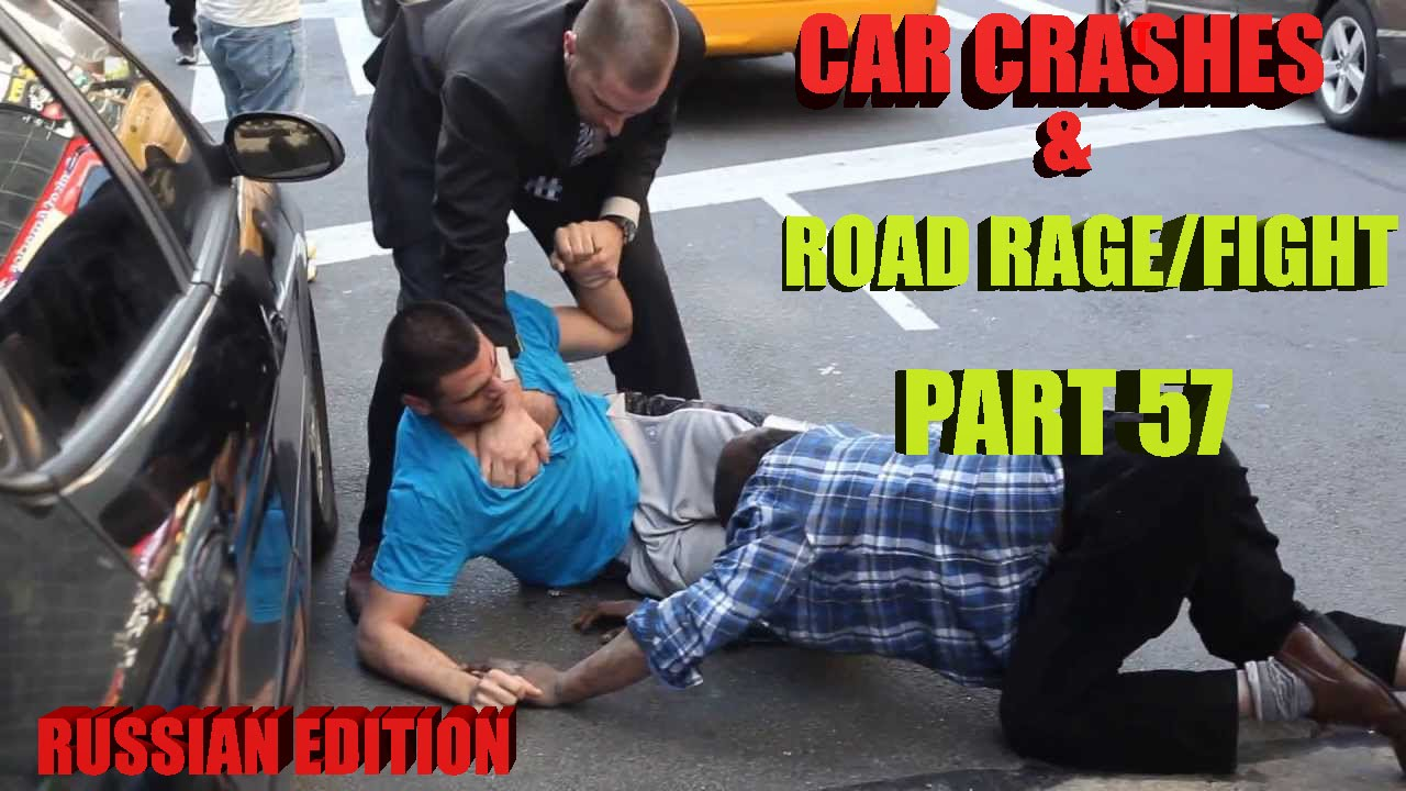 road rage fight car crashes russian edition part  road rage fight car crashes russian edition 2015 part 57