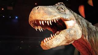 WALKING WITH DINOSAURS at the Motorpoint Arena Nottingham on 7 & 8 August 2018