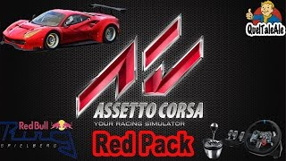 Assetto Corsa Red Pack - Gameplay ITA - Logitech G29 + TH8A  - Ferrari 488 GT3