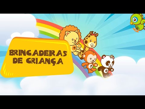 Canções Infantis Animazoo Brincadeiras De Criança Youtube