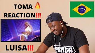 Baixar BRAZILIAN MUSIC REACTION //. Luísa Sonza, MC Zaac - TOMA PSHOW REACTION!!!