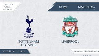 Tottenham Hotspur - Liverpool (лучшие моменты)