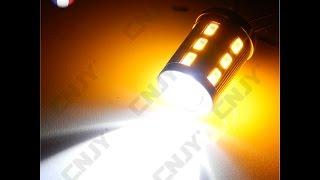 AMPOULE LED AUTO MOTO TITAN BY CNJY T25 T20 S25 BULB REVOLUTION CUSTOMIZED PERSONNALISATION