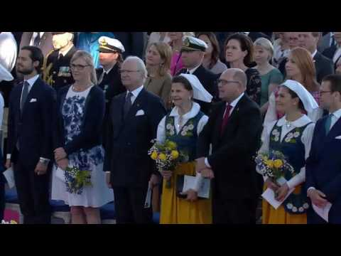 Swedish nationalday 2017 Part 1 of 2