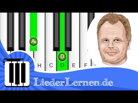 Herbert Grönemeyer - Glück - Klavier lernen - Musiknoten - Akkorde