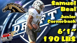 2018 NFL Draft Prospects 101 Series: Sam Beal 🏈🏈🏈 #SupplementalDraft