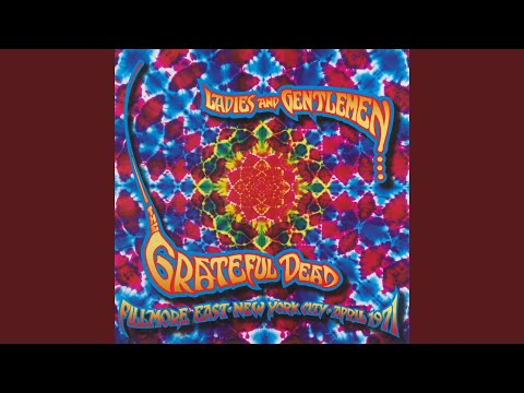 St. Stephen [Live at Fillmore East, New York City, April 1971]