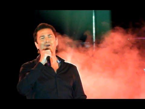 Vosporos - Mario Frangoulis live in Aegina - Ark Summer Tour 2016