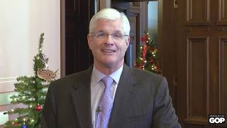 Merry Christmas from Senator Mike Shirkey