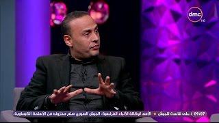 محمود عبدالمغني: بدأت التمثيل في الثانوية.. و