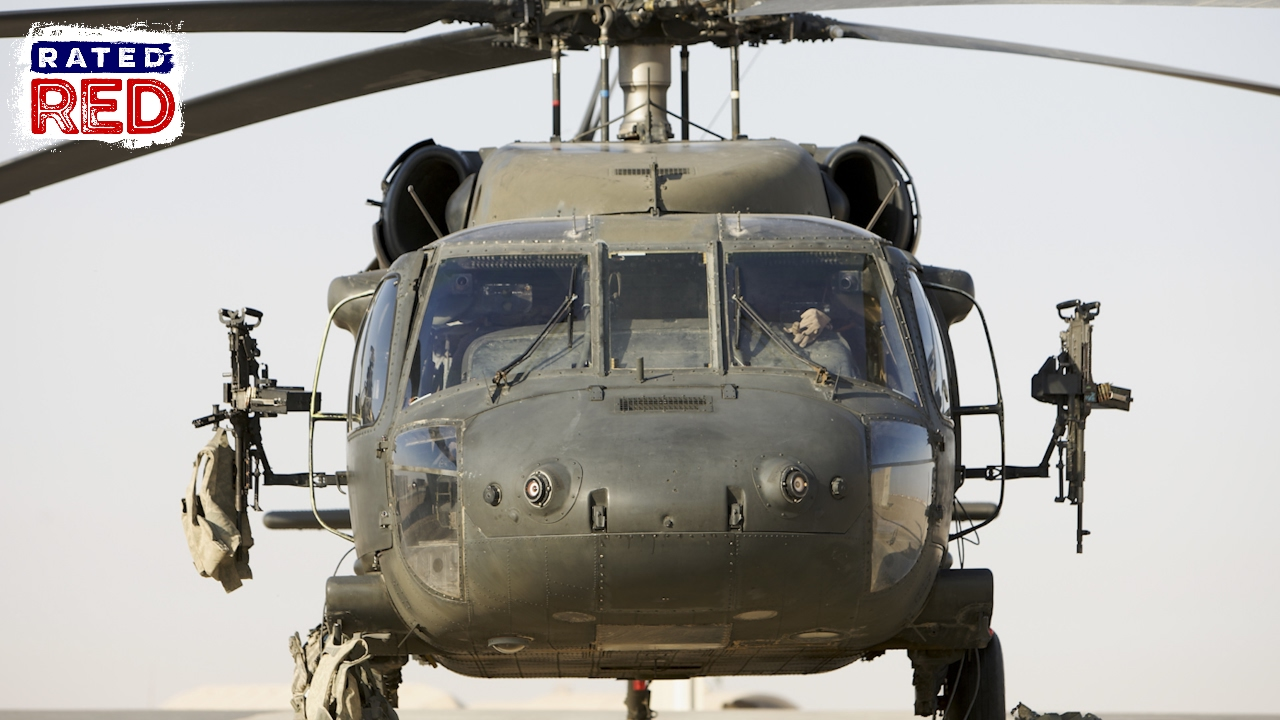 Army Debuts New Black Hawk