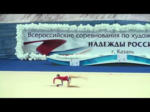 Надежды России, Казань, 01.12.14, Кривова Екатерина, булавы