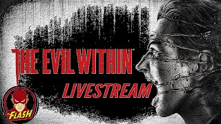 The Evil Within|Lets End It|Goal-1.3K|#TheEvilWithIn #PS4 #Horror #TeamFlash
