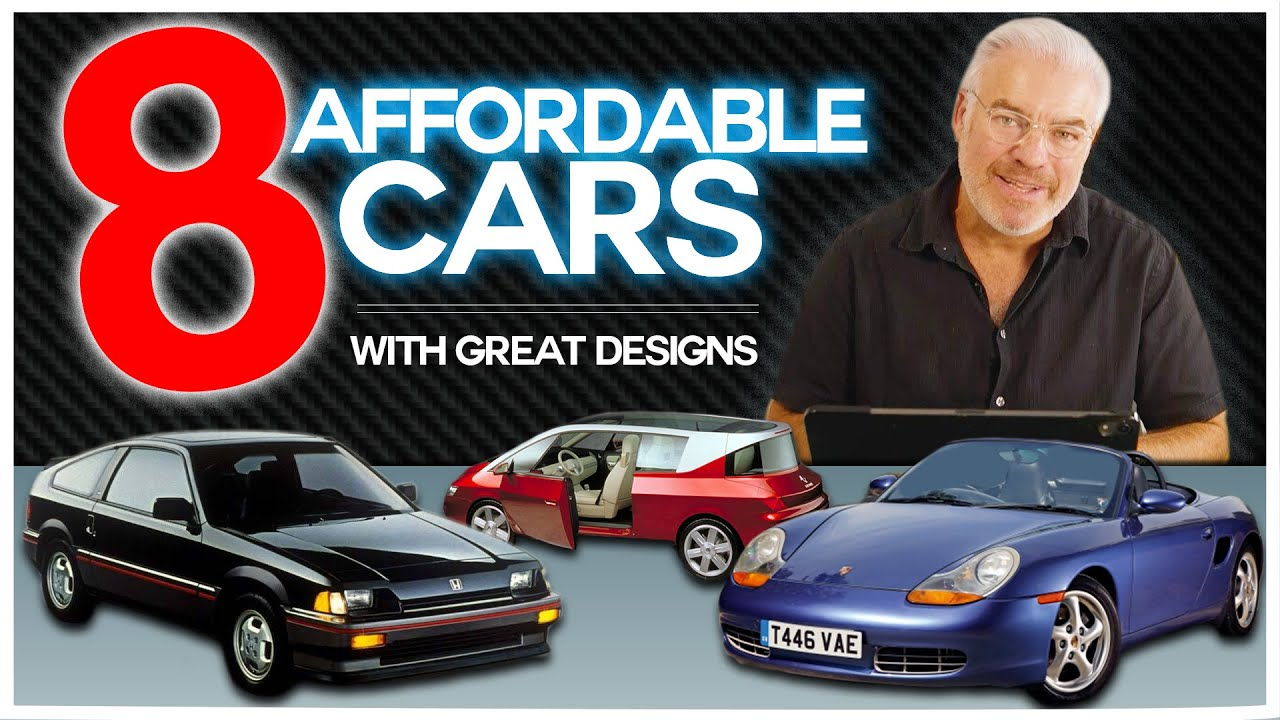 8 BARGAIN Cars With BEAUTIFUL Designs!