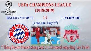 Hành trình vào Tứ kết cúp C1 của Liverpool