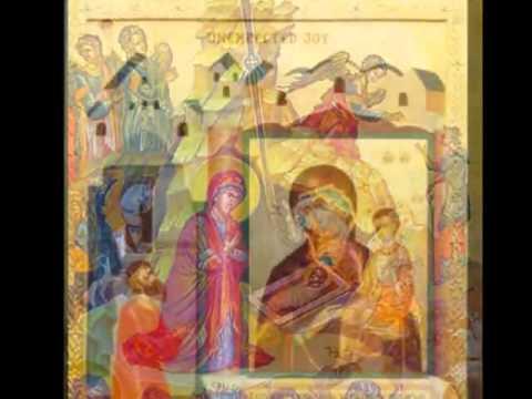 акафист великомученице параскеве пятнице слушать