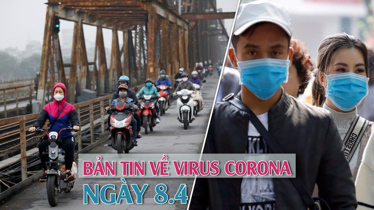 Người nước ngoài cảm ơn Việt Nam | Bệnh nhân 251 gặp nhiều người | Bản tin virus corona 8.4.2020