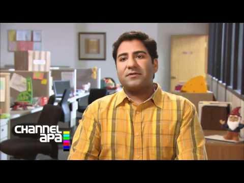 Parvesh Cheena as Gupta on Outsourced