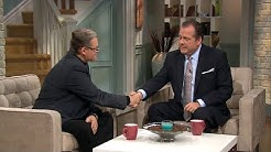 HANNU HAUKKA Interviewed on 100 Huntley Street