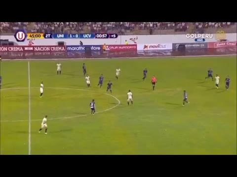 Universitario vs U.Cesar Vallejo