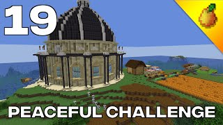 Peaceful Challenge #19: Trying To Find A Stronghold Somewhere Hidden Between 0.5 Billion Blocks