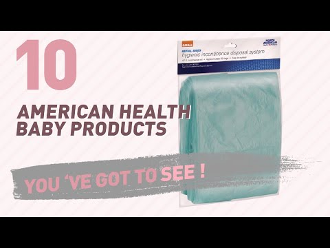American Health Baby Products Video Collection // New & Popular 2017