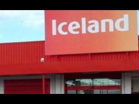 Iceland supermarket Torrevieja