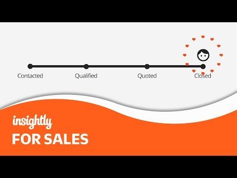 Insightly For Sales