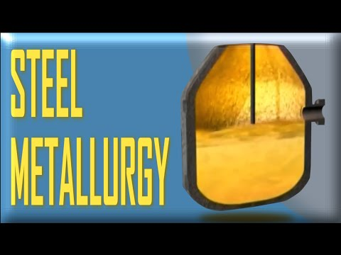 Steel Metallurgy - Principles of Metallurgy