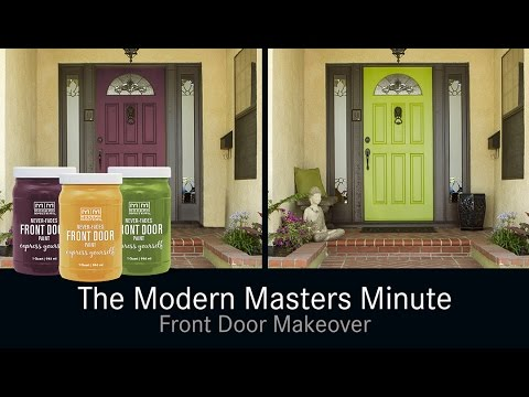 Front Door Makeover   YouTube