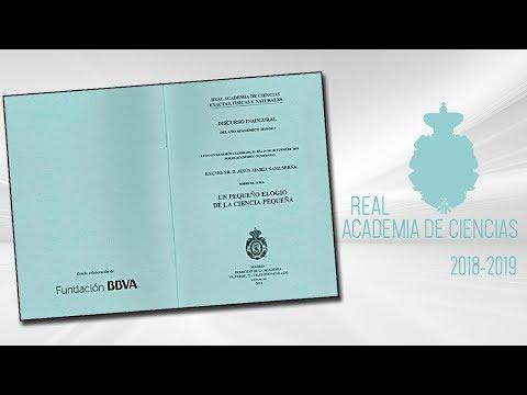 Jesús María Sanz Serna, 31 de octubre de 2018.Lección Inaugural con la que da comienzo el curso académico de la Real Academia de Ciencias 2018/2019.▶ Suscríbete a nuestro canal de YouTubeRAC: https://www.youtube.com/c/RealAcademiadeCienciasExactasFí