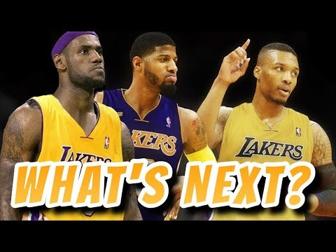 WHAT'S NEXT for the Los Angeles Lakers?