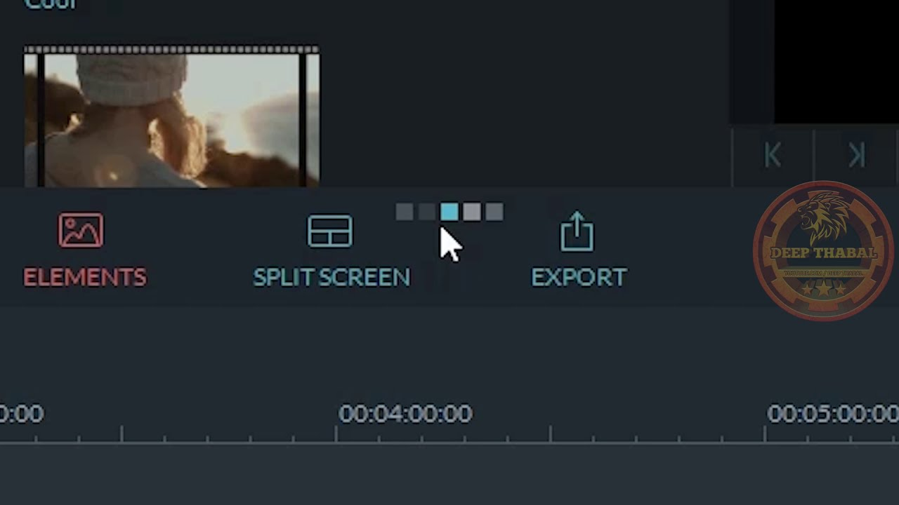 how to download transitions for filmora