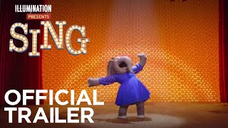 Sing - In Theaters This Christmas - Official Trailer #3