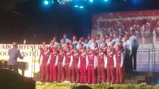 Senakangwedi sss choir... The champions of lefamolele