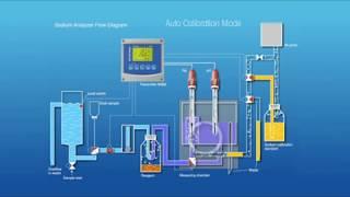On-line Sodium Analyzer for Power Plant Water Chemistry (DE)