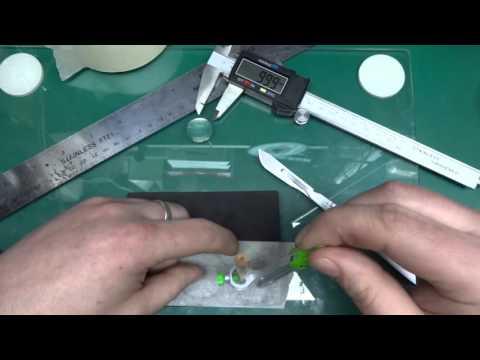 Camera macro lens DIY mount hack improvement