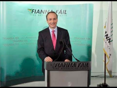 Speech of Micheál Martin, TD, on election as Leader of Fianna Fáil