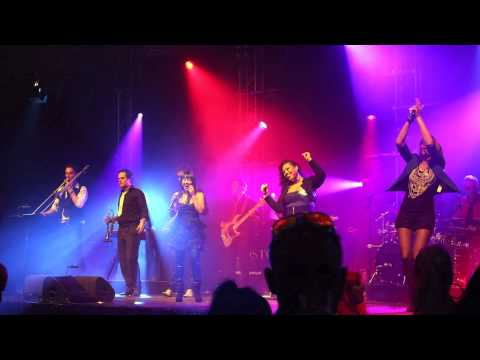The Cosy Soul-Disco medley by feestband Boston Tea Party